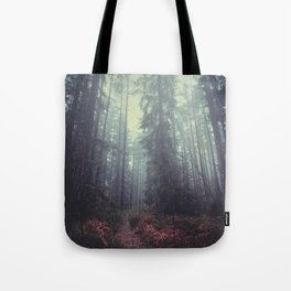 The magic trails Tote Bag