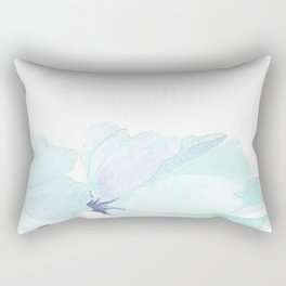 BLUE FLOWERS Rectangular Pillow