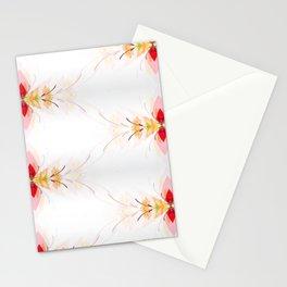 Soft butterfly Stationery Cards