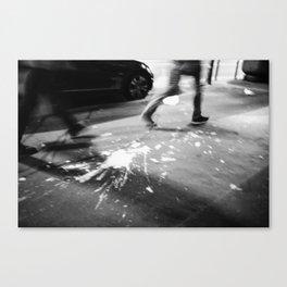 milieu Canvas Print