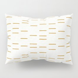 OCHRE LINE Pillow Sham
