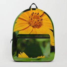 Beach Sunflower Backpack