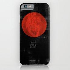 The Walkmen Slim Case iPhone 6s