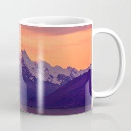 Aoraki Fire Coffee Mug