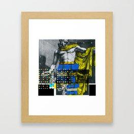 Romano II Framed Art Print