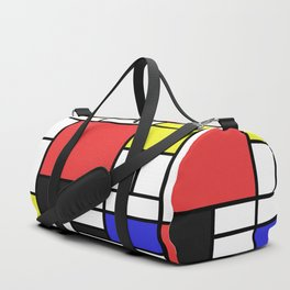 Mondrian Duffle Bag