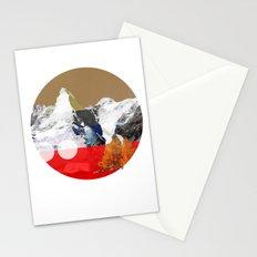 MountainMix 8 Stationery Cards