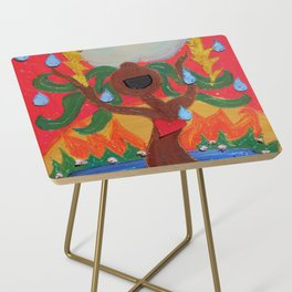 Singing Tree Side Table