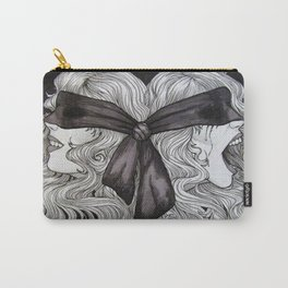 Bipolar Disorder Carry-All Pouch