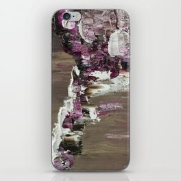 Purple Breeze iPhone Skin