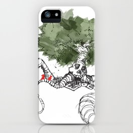 Evolve - Human Nature iPhone Case