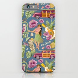 Hula Half Drop iPhone Case