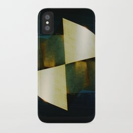 Disney Concert Hall (35mm multi exposure) iPhone Case