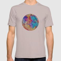 Reef #2 Mens Fitted Tee Cinder SMALL