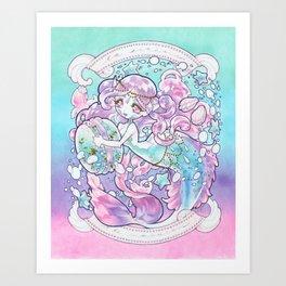 sirene Art Print