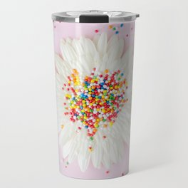Sweet Flower #1 Travel Mug
