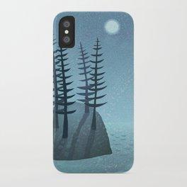 Pine Island iPhone Case