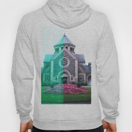 Cracked church... Hoody