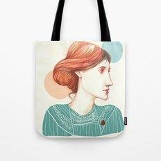 Dear Virginia... Tote Bag