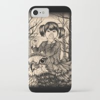 fairy tale iPhone & iPod Cases featuring Fairy tale by Paula Duta