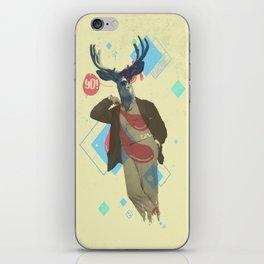 Yo! Deer Man iPhone Skin
