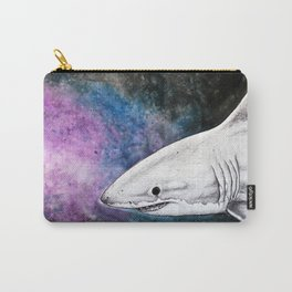 Galaxy Shark Carry-All Pouch
