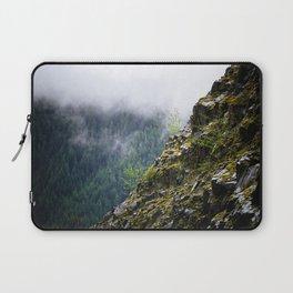 Rocky Cliff Face Laptop Sleeve