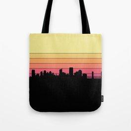 Sacramento Skyline Tote Bag
