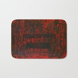 WEIRDOS Bath Mat