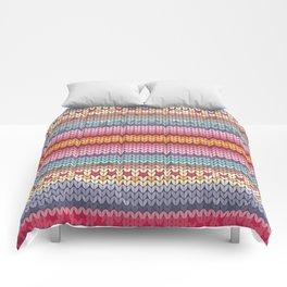 knitting pattern Comforters