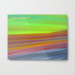 lightscape Metal Print