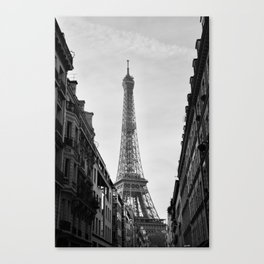 Been There, Shot That (Pt. 8 – Paris, France) Canvas Print