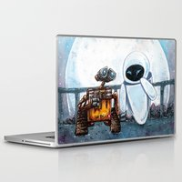 wall e Laptop & iPad Skins featuring Wall-E by Agui-chan