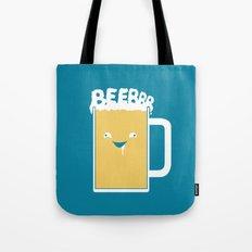 Beerrr Tote Bag