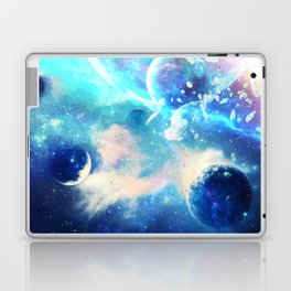 Planets Dimension Laptop & iPad Skin