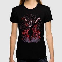 Web of Vampira T-shirt