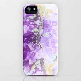 Fading Trumpets iPhone Case