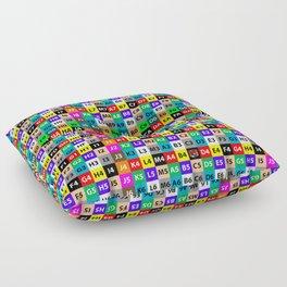 S6 Test Grid Floor Pillow
