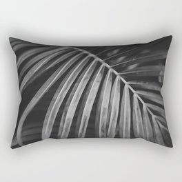 Jungle palm leaf Rectangular Pillow