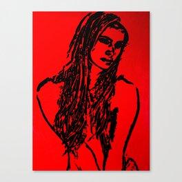 Roxanne Canvas Print