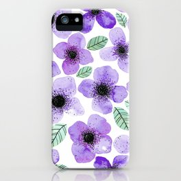 Lilly Lila iPhone Case