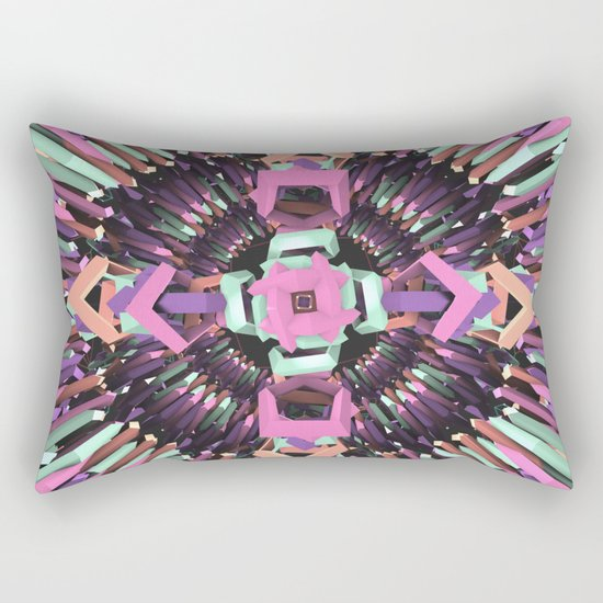 MNFLD Rectangular Pillow