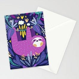 Perezoso Stationery Cards