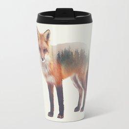 Fox & forest Travel Mug