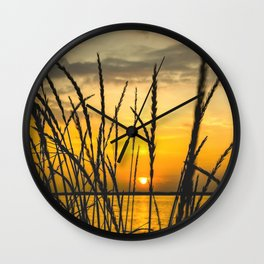 The Return to the Sea Wall Clock
