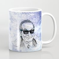 1975 Mugs featuring Jack by Rabassa