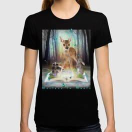 Believe In Magic • (Bambi Forest Friends Come to Life) T-shirt