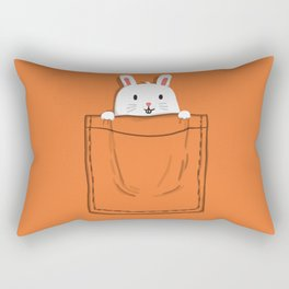 My Pet Rectangular Pillow