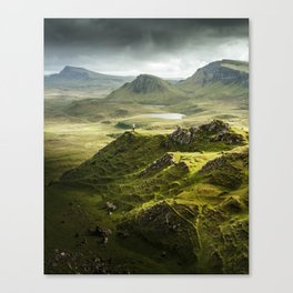Isle of Skye, Scotland Canvas Print