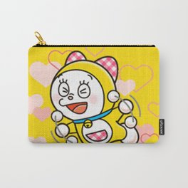 Dorami Love Carry-All Pouch
